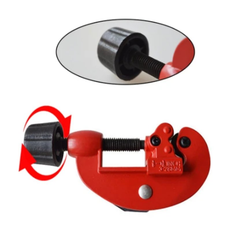 CraftsmanCapitol™ Premium Adjustable Tubing Cutter [3-28] - Craftsman Capitol