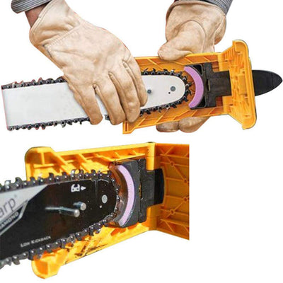 CraftsmanCapitol™ Premium Chainsaw Teeth Easy Sharpener - Craftsman Capitol
