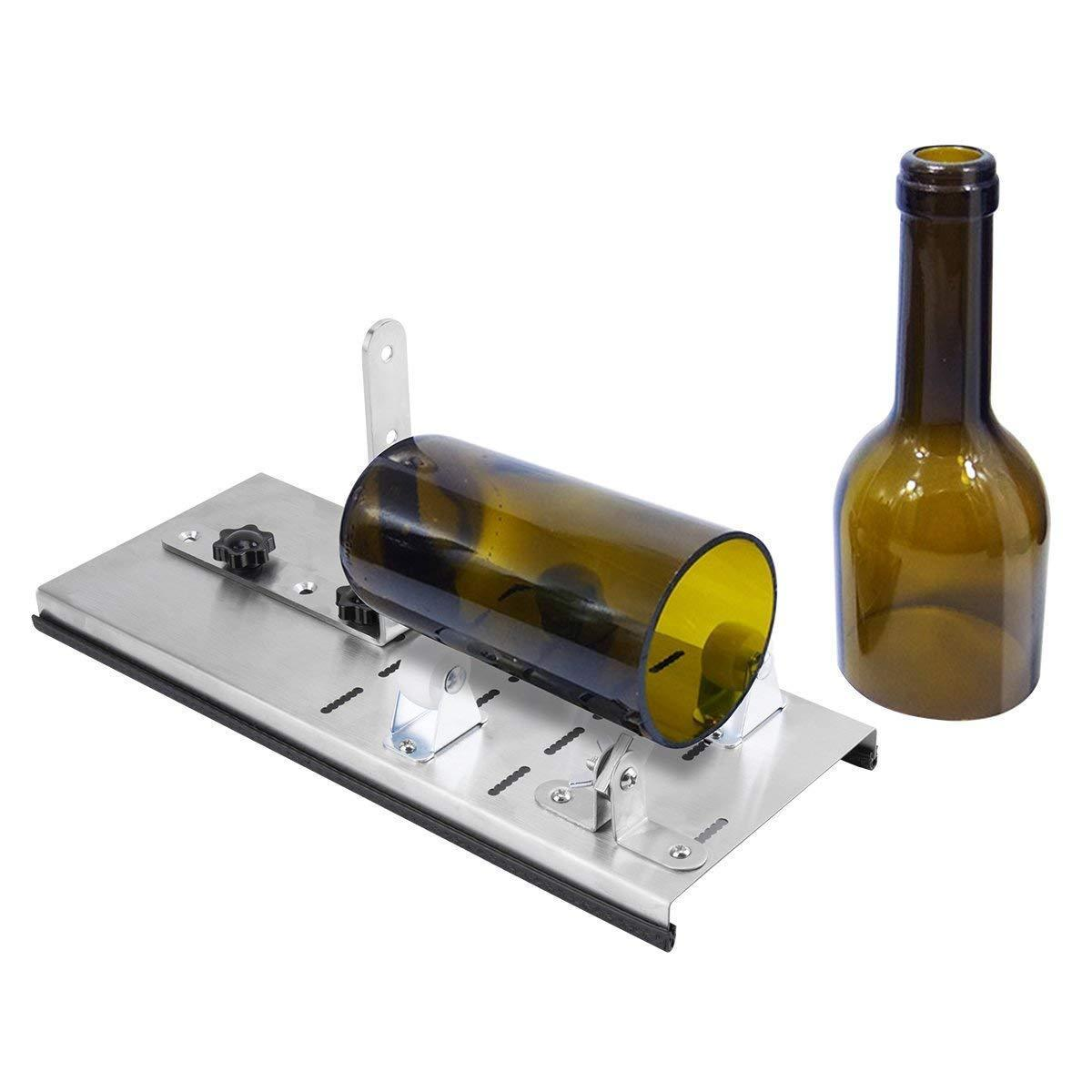CraftsmanCapitol™ Premium Handy Easy Glass Bottle Cutter - Craftsman Capitol