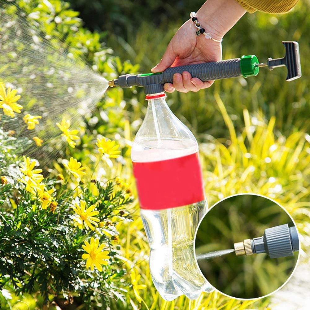 CraftsmanCapitol™ Premium Head Nozzle Manual Sprayer Gardening Tool - Craftsman Capitol