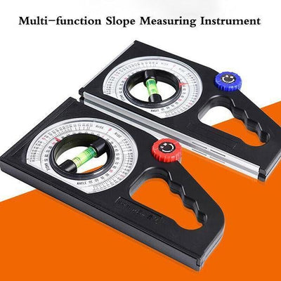 CraftsmanCapitol™ Premium Multi-Function Slope Measuring Instrument - Craftsman Capitol