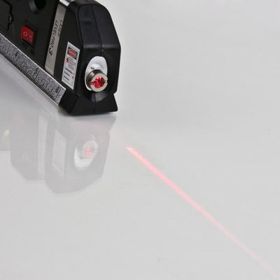 CraftsmanCapitol™ Premium Multipurpose Level Laser Horizon Vertical Measure - Craftsman Capitol