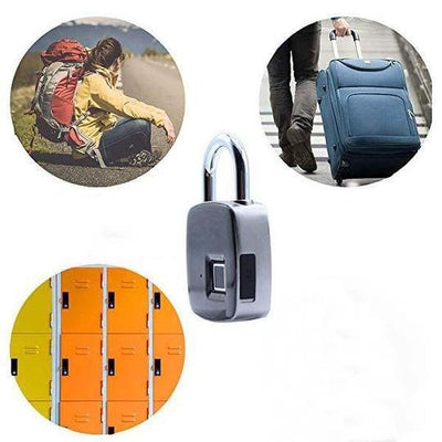 CraftsmanCapitol™ Premium Portable Fingerprint Smart Lock - Craftsman Capitol
