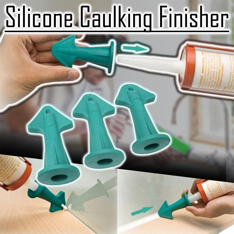 CraftsmanCapitol™ Premium Silicone Caulking Finisher ( 3 in 1 ) - Craftsman Capitol