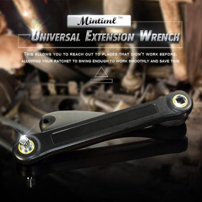 CraftsmanCapitol Premium Universal Extension Wrench - Craftsman Capitol