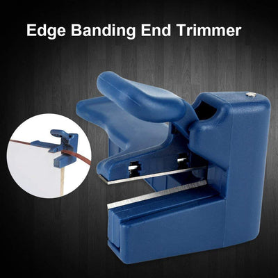 CraftsmanCapitol™ Premium Woodworking Manual Edge Banding Cutter - Craftsman Capitol