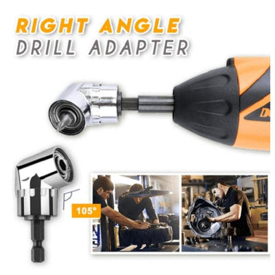 CraftsmanCapitol™ Right Angle Drill Adapter - Craftsman Capitol