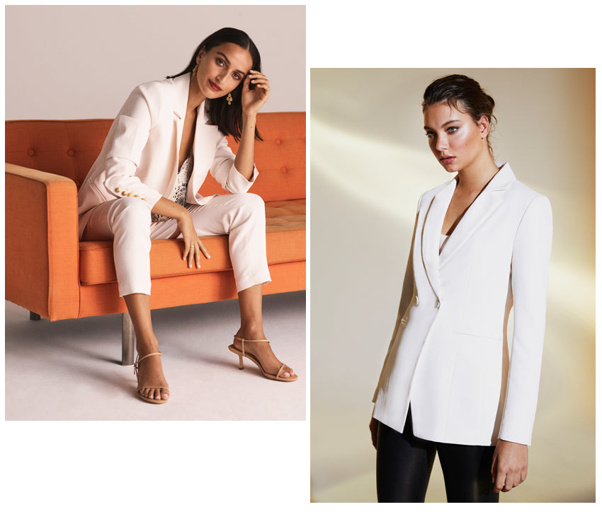 Luxe Deluxe Day to Night Suiting Pieces