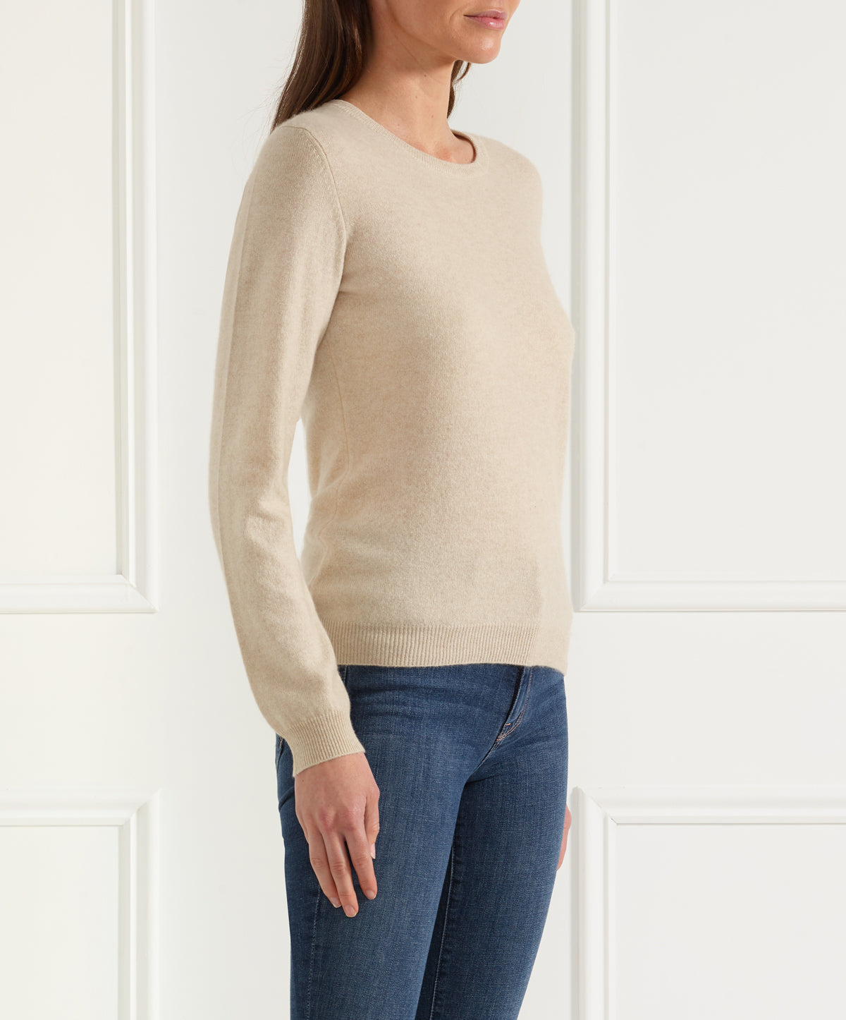 Rolo Round Sweater