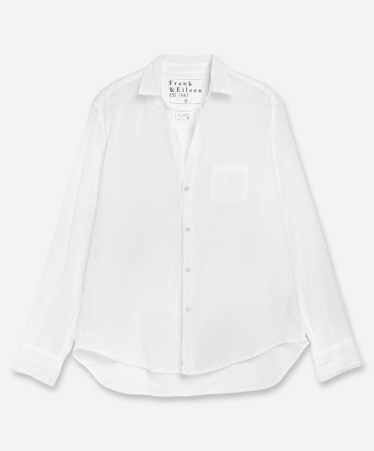 Eileen L/S Button Down