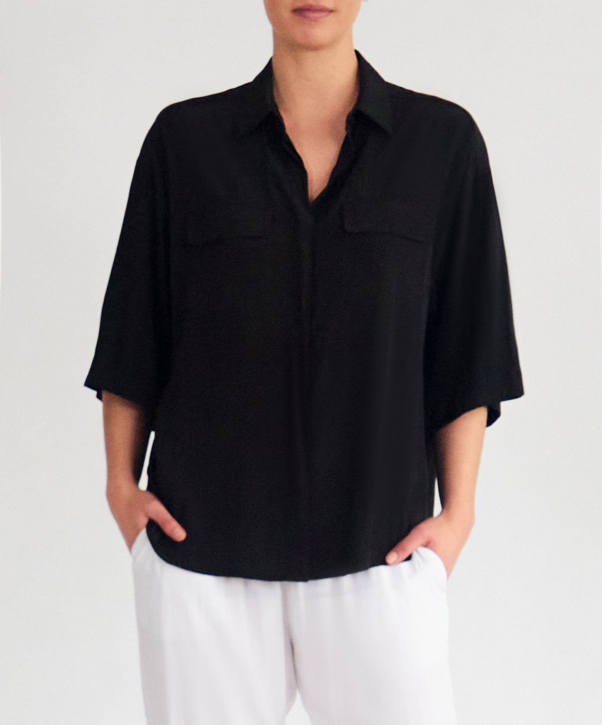 Soft Sleeve Shirt