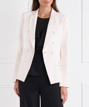Load image into Gallery viewer, Day To Night Double Breasted Jacket W Self Covered Buttons