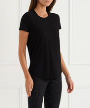 Load image into Gallery viewer, Sheer Slub Crew Neck Tee