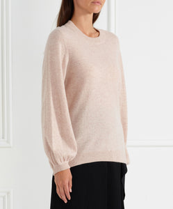 Superluxe Balloon Sleeve Knit
