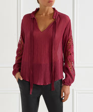 Load image into Gallery viewer, Always Been L/S Blouse