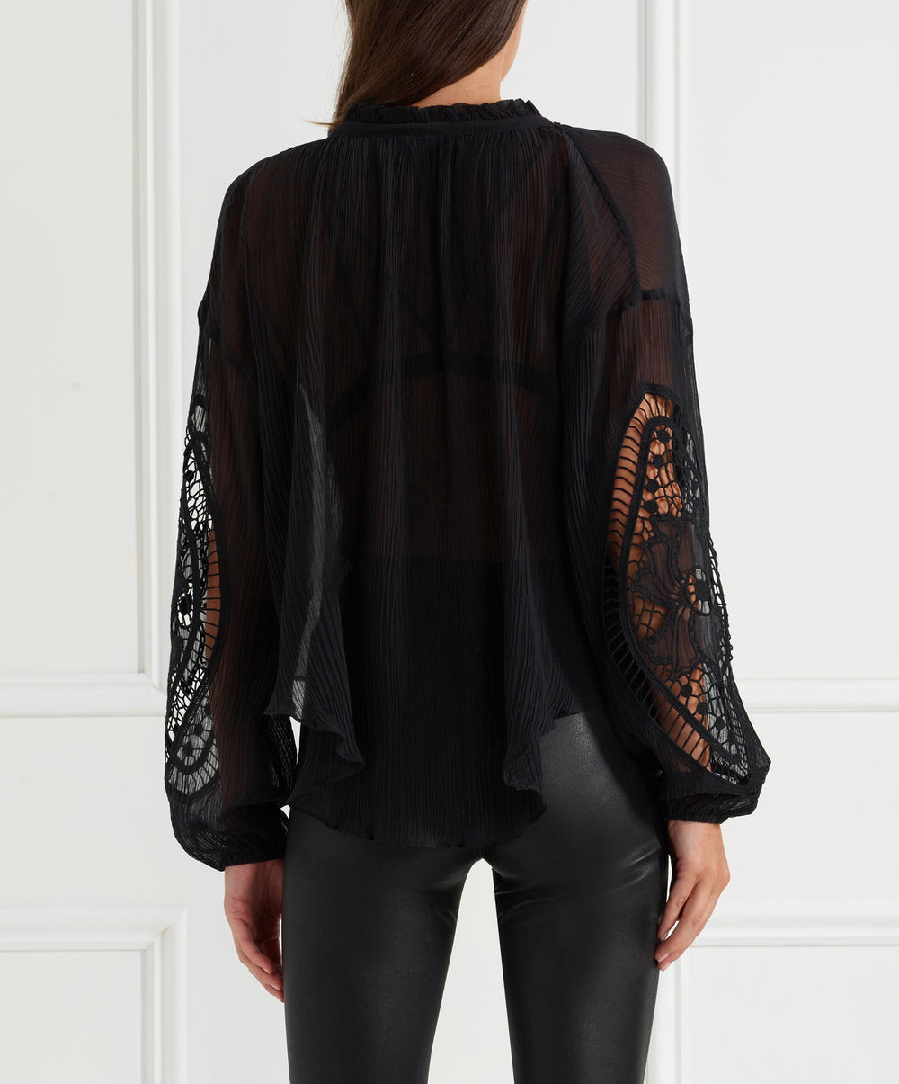 Always Been L/S Blouse