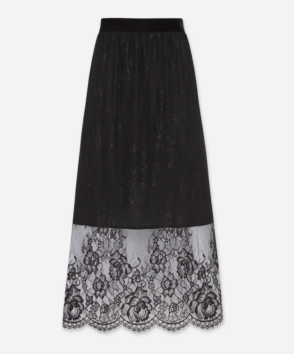 Rennes Lace Skirt