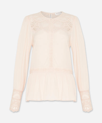 Firenze Lace Blouse