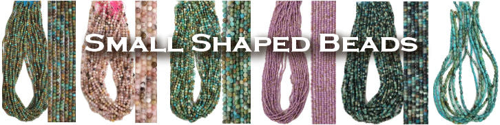 small gemstone beads for making tree of life pendants from www.StonesNSilver.com