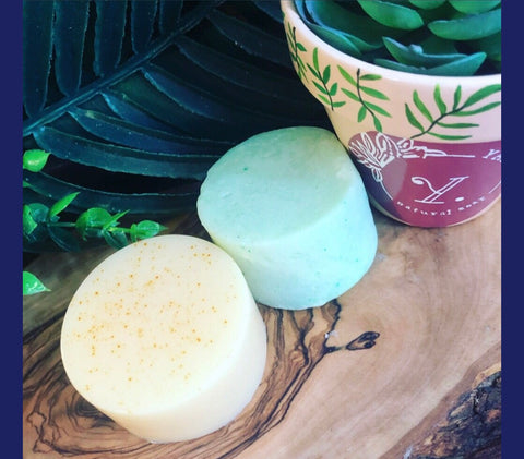 Anti acne facial soap (verde)
