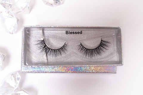 Blessed 3d Mink silk Eyelashes