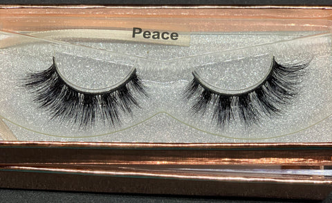Peace 3d supper Luxury Eyelashes