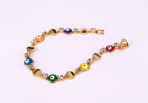 Bracelet ojos y Diamonds