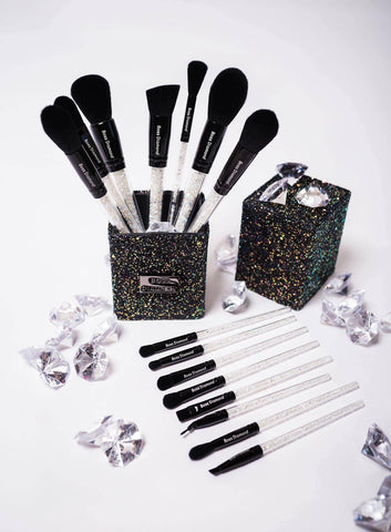 Boss Diamond Brushes 15 sets + Magnetic Case