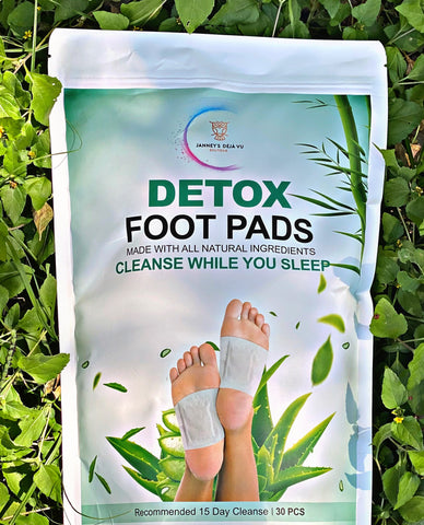 🌱DETOX FOOT PADS🌱  15 sets