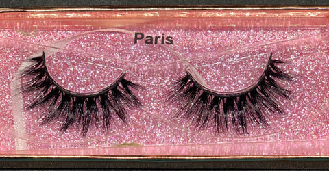 Paris 3d mink silk Eyelashes