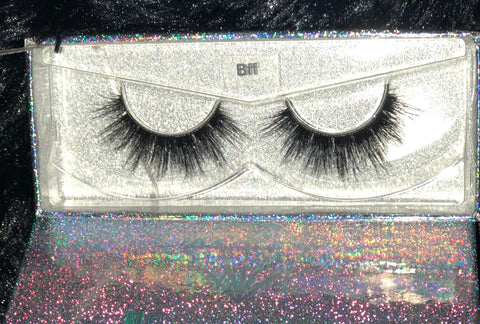 BFF 3d Mink  silk eyelashes