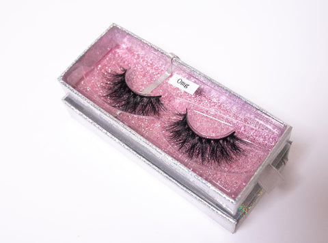 OMG 3d supper Luxury Eyelashes