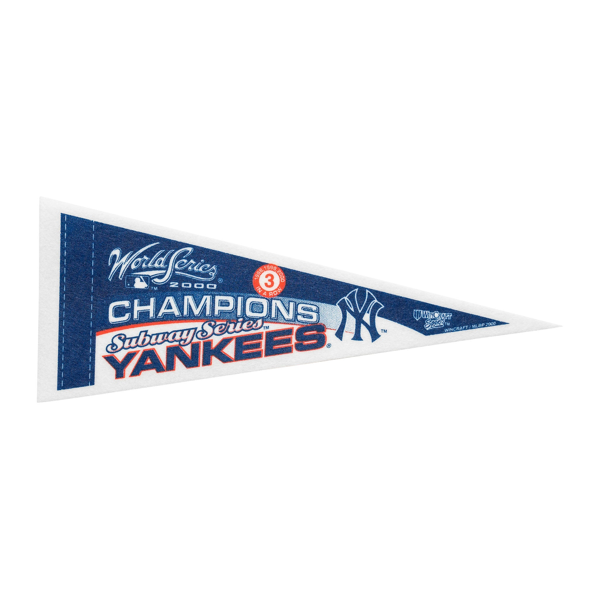 SNM.008-World Series 2000 Pennant