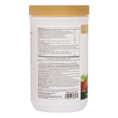 Natures Plus Source Of Life Gold Drink Mix 540g