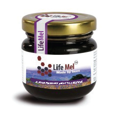 Lifemel honey. Recommended for those going through chemotherapy.