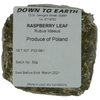 Raspberry Leaves 50g