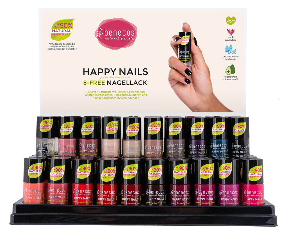 Image result for benecos nail polish