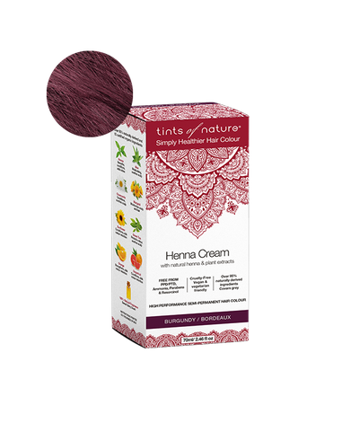 Tints Of Nature Henna Cream
