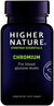 Higher Nature Chromium 200µg 90 Tabs