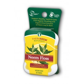 TheraNeem™ Vegan Dental Floss