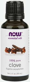 NOW Clove Essential Oil 30ml