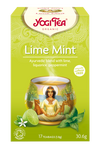 Yogi Lime & Mint Tea 17 Bags
