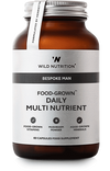 Wild Nutrition Food-Grown® Men's Daily Multi Nutrient 60 Caps