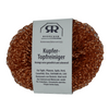 Pack of 2 copper pot scrubbers