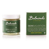 Balmonds skin salve in glass jar.