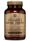 Solgar Vitamin E 268mg (400iu) 50 Veg Softgels