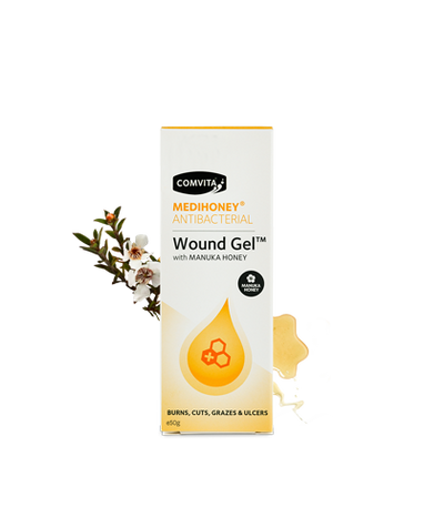 Comvita Medihoney Antibacterial Wound Gel™