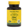 Nature's Plus Zinc 50mg 90 Tablets