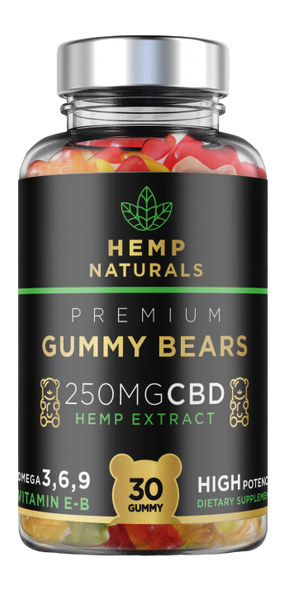 WHOLESALE - 100 BOTTLES - 25MG GUMMY 30 PACK
