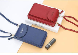 PanalongShopper.com Harper's 2 in 1 Leather Wallet